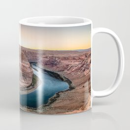 The Bend - Horseshoe Bend During Southwestern Sunset Coffee Mug