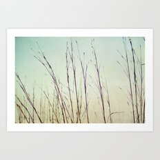 whispers in the wind Art Print