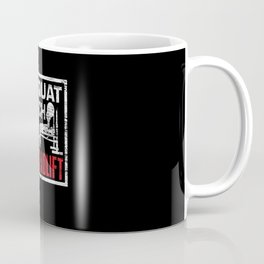 Bodybuilding Muscle building Coffee Mug