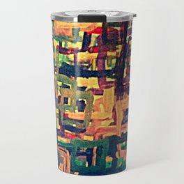 Quatro and Vintage Travel Mug