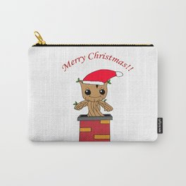 Christmas Baby Tree Carry-All Pouch