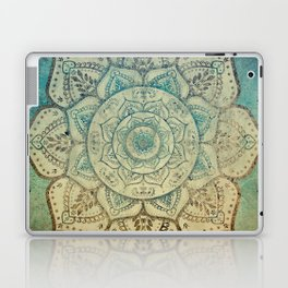 Faded Bohemian Mandala Laptop & iPad Skin
