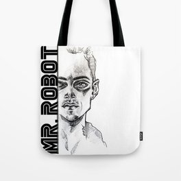 Mr.Robot Tote Bag