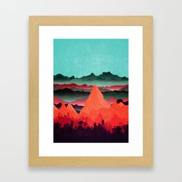 Beauty Planet XIX Framed Art Print