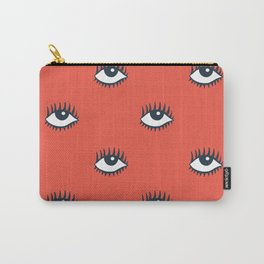 EYES POP Carry-All Pouch