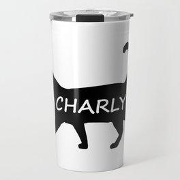 Charly Cat Travel Mug