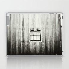 Barn Black & White Laptop & iPad Skin