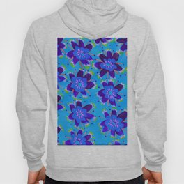 Blueberry Hill Rose Hoody