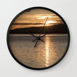 'Jonathon Livingston' Wall Clock