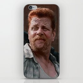 Sergeant Abraham Ford - The Walking Dead iPhone Skin