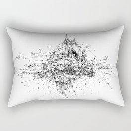 Tete monde Rectangular Pillow