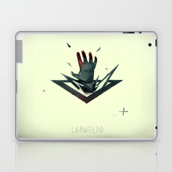 LivingDead Laptop & iPad Skin