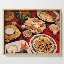 Appetizing Feasts #2 Serving Tray