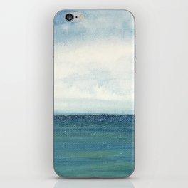 Shining Sea iPhone Skin