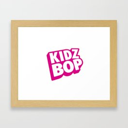 KIDZ BOP KIDS Framed Art Print