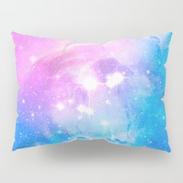 Starry Mist Pillow Sham