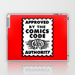Approved by the Comics Code Laptop & iPad Skin