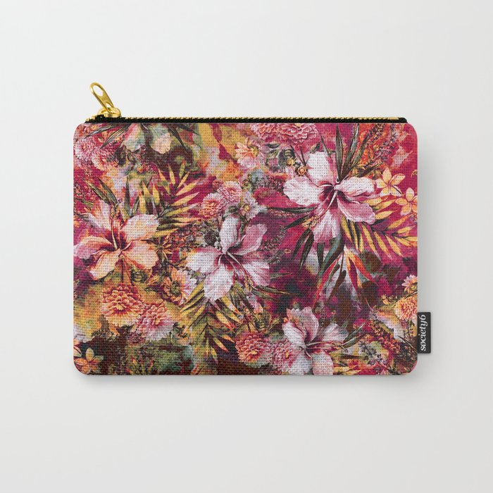 Tropical Heaven III Carry-All Pouch