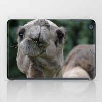 camel iPad Cases featuring Camel by Gredmonds