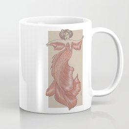 Dancing Mermaid Coffee Mug