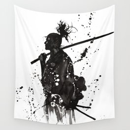 Samurai Wall Tapestry