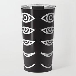 Eyes in Motion Travel Mug