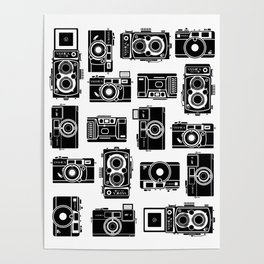 Yashica bundle Camera Poster