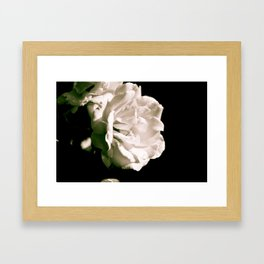 The way nature tempts us Framed Art Print
