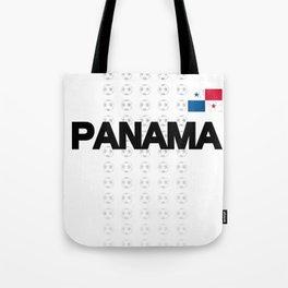 Panama National Soccer Team Fan Gear Tote Bag
