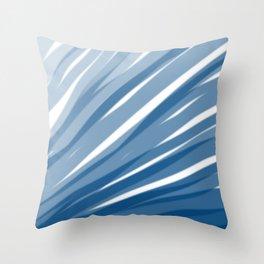 Something Blue - 2 Throw Pillow