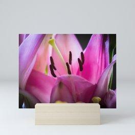 Easter Tulips Mini Art Print