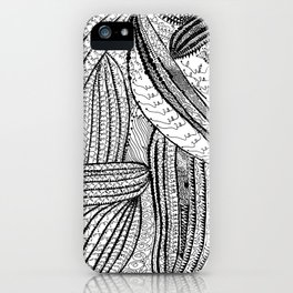 Cells by Yayoi kusam iPhone Case