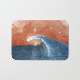 Wave&Sky Bath Mat