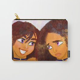 Sisters (no background) Carry-All Pouch