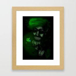 Jack's Not Here [Jacksepticeye Fan Art] Framed Art Print