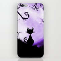 shadow iPhone & iPod Skins featuring Shadow by catherine62