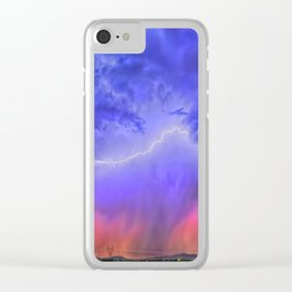Keeper of the Flame Clear iPhone Case