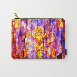 Ultra Violet Symphony of Spring Carry-All Pouch