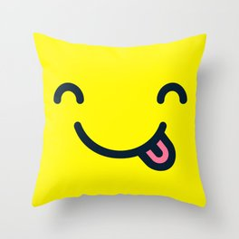 Nummy Throw Pillow