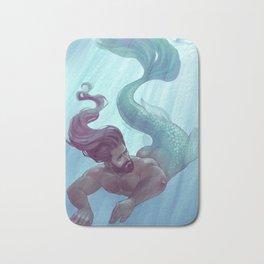 Submerged Bath Mat