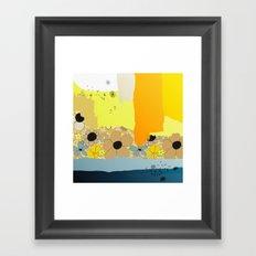 Seventy Seven Framed Art Print