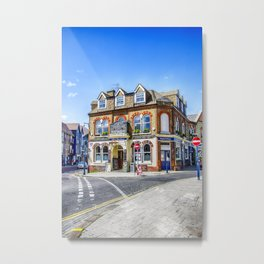 Duke of Cumberland Whitstable Metal Print