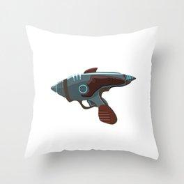 Fallout 4 Raygun Throw Pillow