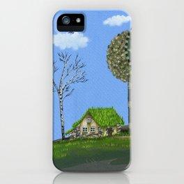 Dream Refuge iPhone Case