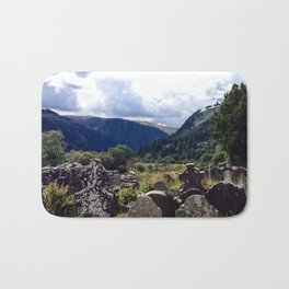 Glendalough, Ireland Bath Mat