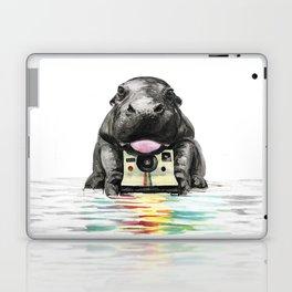 Baby Hippo Laptop & iPad Skin