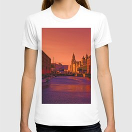 Albert Dock And the Pier Head T-shirt