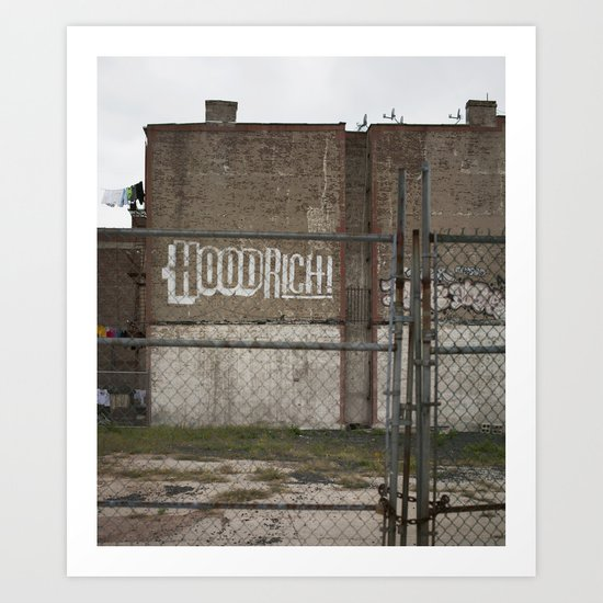 Future Home of the Brooklyn Nets Art Print