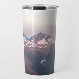 Pastel Mountains Travel Mug