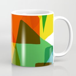 Super Colors Coffee Mug